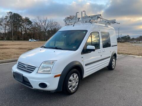 2013 Ford Transit Connect for sale at Virginia Direct Auto in Virginia Beach VA