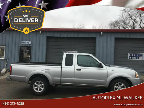2004 Nissan Frontier for sale at Autoplex 3 in Milwaukee WI