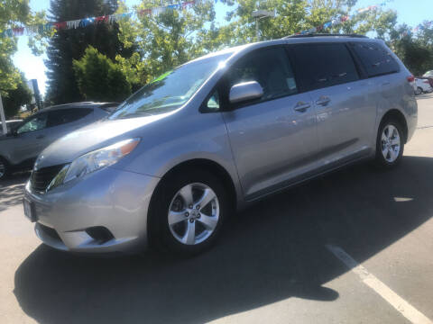 2011 Toyota Sienna for sale at Autos Wholesale in Hayward CA