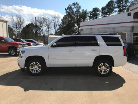 2017 Chevrolet Tahoe for sale at Northwood Auto Sales in Northport AL