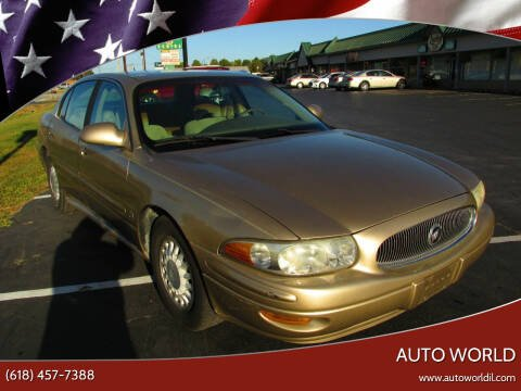2005 Buick LeSabre for sale at Auto World in Carbondale IL
