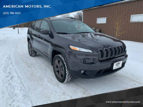 2017 Jeep Cherokee for sale at American Motors, Inc. in Farmington MN