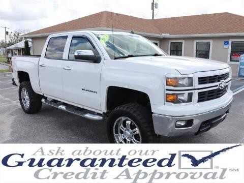 2014 Chevrolet Silverado 1500 for sale at Universal Auto Sales in Plant City FL