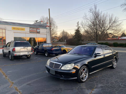 2006 Mercedes-Benz S-Class for sale at Mebane Auto Trading in Mebane NC