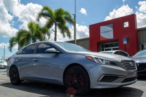 2017 Hyundai Sonata for sale at Florida Auto Reserve in Medley FL