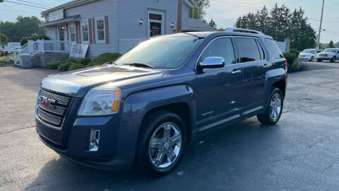 2013 GMC Terrain for sale at RBT Automotive LLC in Perry OH