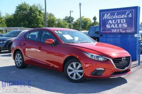 2016 Mazda MAZDA3 for sale at Michael's Auto Sales Corp in Hollywood FL