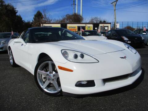 2005 Chevrolet Corvette for sale at Unlimited Auto Sales Inc. in Mount Sinai NY