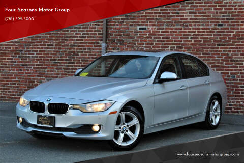 2014 BMW 3 Series for sale at Four Seasons Motor Group in Swampscott MA
