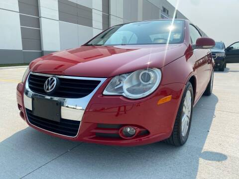 2008 Volkswagen Eos for sale at Quality Auto Sales And Service Inc in Westchester IL