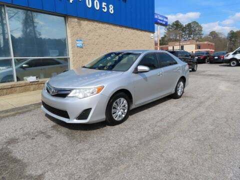 2012 Toyota Camry for sale at Southern Auto Solutions - 1st Choice Autos in Marietta GA