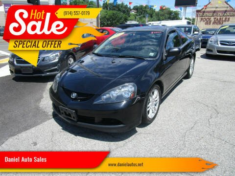 2005 Acura RSX for sale at Daniel Auto Sales in Yonkers NY