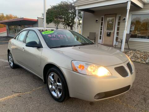 2009 Pontiac G6 for sale at G & G Auto Sales in Steubenville OH