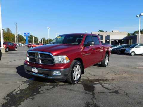 2011 RAM Ram Pickup 1500 for sale at Paniagua Auto Mall in Dalton GA
