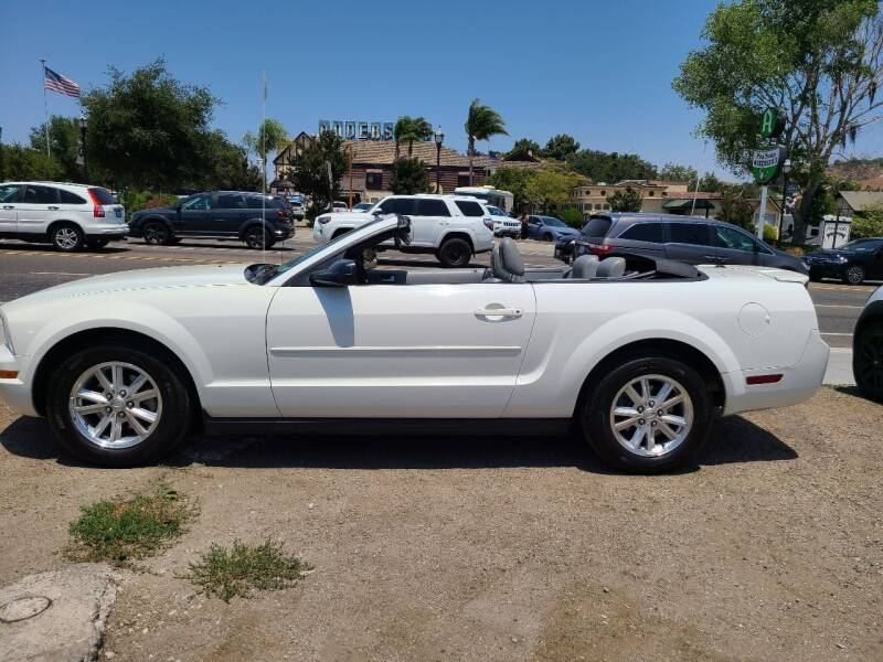 2008 Ford Mustang for sale at Coast Auto Sales in Buellton CA