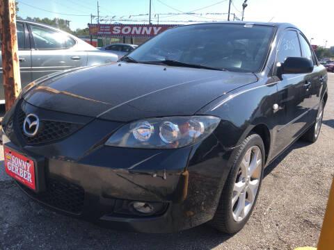 2009 Mazda MAZDA3 for sale at Sonny Gerber Auto Sales in Omaha NE