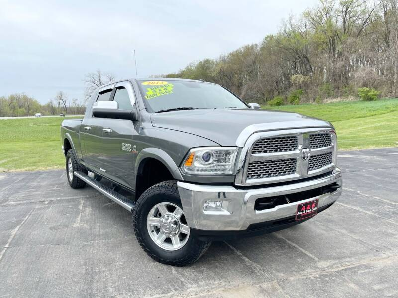 2013 RAM Ram Pickup 2500 for sale at A & S Auto and Truck Sales in Platte City MO
