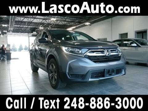 2018 Honda CR-V for sale at Lasco of Waterford in Waterford MI