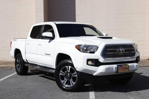 2017 Toyota Tacoma for sale at El Compadre Trucks in Doraville GA