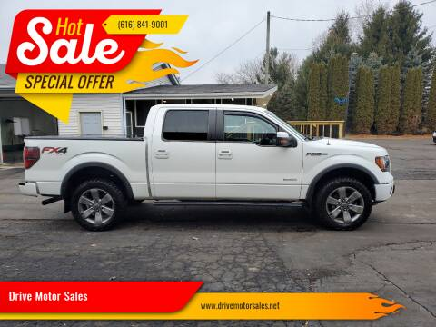 2012 Ford F-150 for sale at Drive Motor Sales in Ionia MI