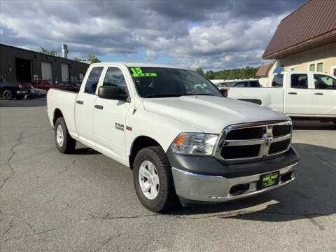 2015 RAM Ram Pickup 1500 for sale at SHAKER VALLEY AUTO SALES in Enfield NH