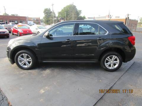 2013 Chevrolet Equinox for sale at Taylorsville Auto Mart in Taylorsville NC