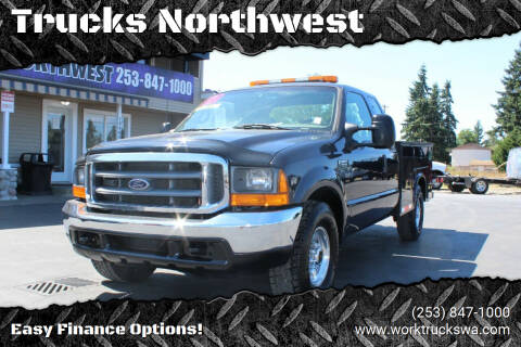2000 Ford F-250 Super Duty for sale at Trucks Northwest in Spanaway WA