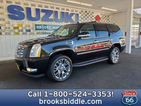 2007 Cadillac Escalade for sale at BROOKS BIDDLE AUTOMOTIVE in Bothell WA