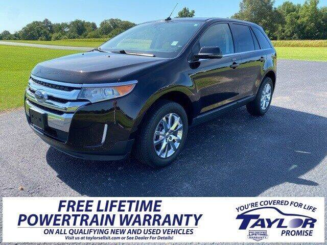 2013 Ford Edge for sale at Taylor Automotive in Martin TN