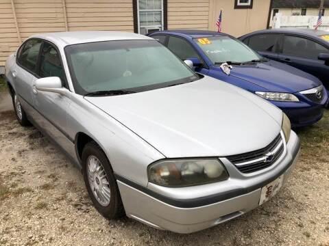 2000 Chevrolet Impala for sale at Castagna Auto Sales LLC in Saint Augustine FL