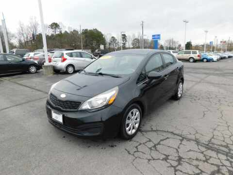 2014 Kia Rio for sale at Paniagua Auto Mall in Dalton GA