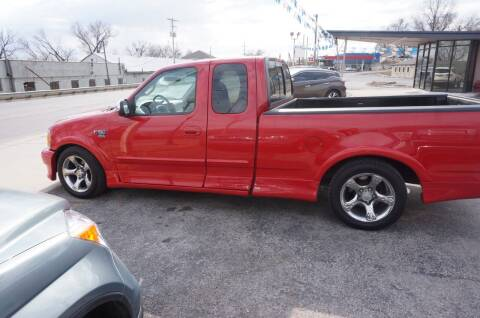 2000 Ford F-150 for sale at patrick kelley in Bonner Springs KS