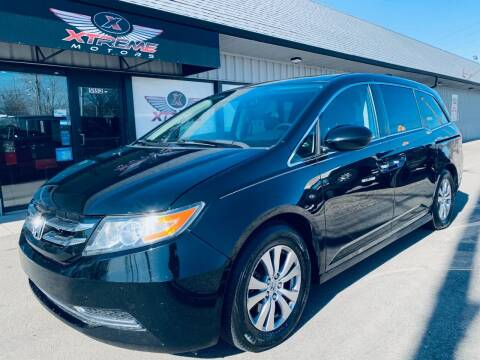 2015 Honda Odyssey for sale at Xtreme Motors Inc. in Indianapolis IN