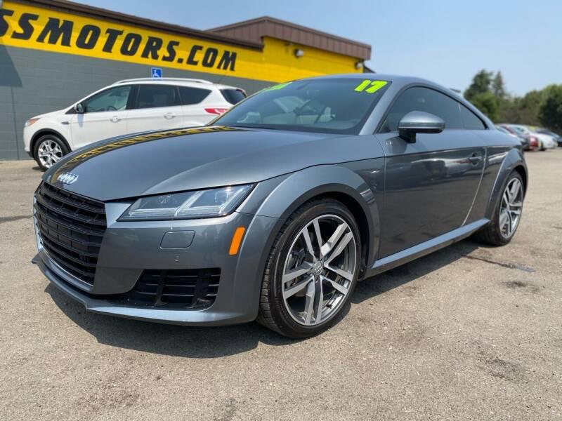 2017 Audi TT for sale at M.A.S.S. Motors - MASS MOTORS in Boise ID