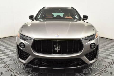 2021 Maserati Levante for sale at Southern Auto Solutions - Georgia Car Finder - Southern Auto Solutions-Jim Ellis Mazda Atlanta in Marietta GA