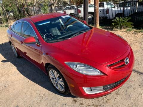 2010 Mazda MAZDA6 for sale at C.J. AUTO SALES llc. in San Antonio TX