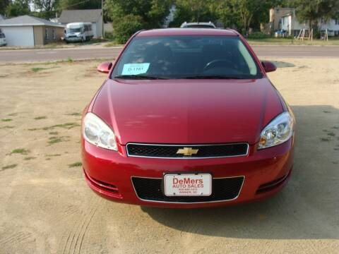 2014 Chevrolet Impala Limited for sale at DeMers Auto Sales in Winner SD