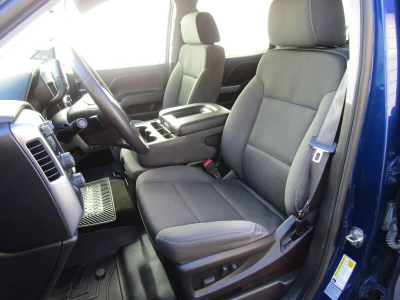 2014 Chevrolet Silverado 1500 LT CREW CAB 4WD L/B - Moorhead MN