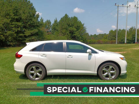 2009 Toyota Venza for sale at Gibson Automobile Sales in Spartanburg SC