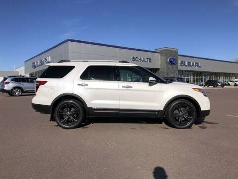 2013 Ford Explorer for sale at Schulte Subaru in Sioux Falls SD