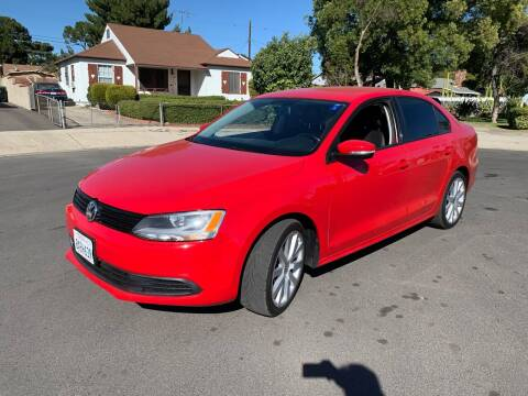 2014 Volkswagen Jetta for sale at Hunter's Auto Inc in North Hollywood CA