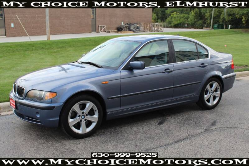 2004 BMW 3 Series for sale at Your Choice Autos - My Choice Motors in Elmhurst IL