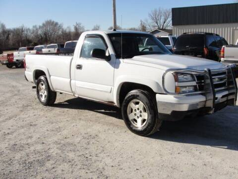 2006 Chevrolet Silverado 1500 for sale at Frieling Auto Sales in Manhattan KS