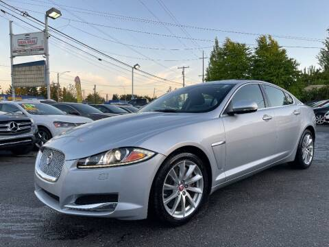 2014 Jaguar XF for sale at Real Deal Cars in Everett WA