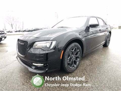 2021 Chrysler 300 for sale at North Olmsted Chrysler Jeep Dodge Ram in North Olmsted OH