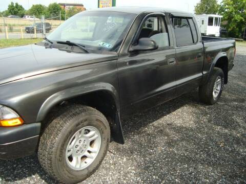 2004 Dodge Dakota for sale at Branch Avenue Auto Auction in Clinton MD