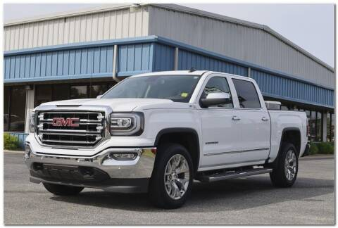 2018 GMC Sierra 1500 for sale at STRICKLAND AUTO GROUP INC in Ahoskie NC