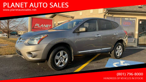 2014 Nissan Rogue Select for sale at PLANET AUTO SALES in Lindon UT