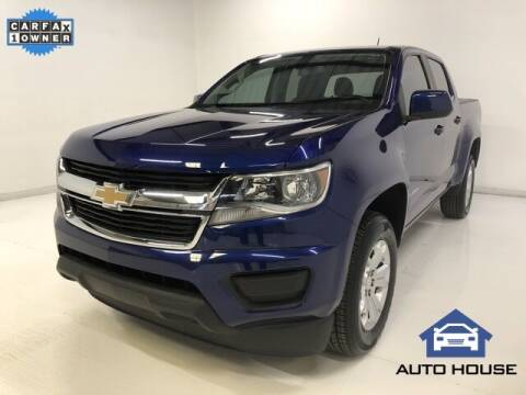 2017 Chevrolet Colorado for sale at Auto House Phoenix in Peoria AZ