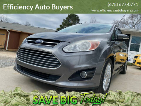 2013 Ford C-MAX Hybrid for sale at Efficiency Auto Buyers in Milton GA